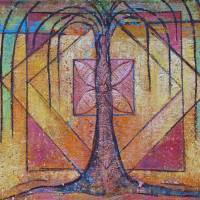 Mother Tree Art Prints & Posters by Judith Shaw