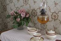 A Tea Setting in a Pioneer Home