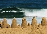 Sandcastles by the Sea