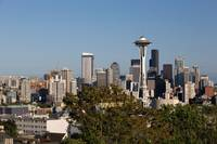Space Needle from Kerry Park 101