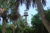 Lighthouse at Sanibel Island
