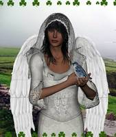 Irish Angel Bride