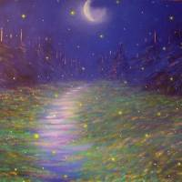 """Firefly Crossing"" by jadeevalley"