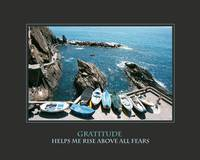 Gratitude Helps Me Rise Above All Fears Affirmatio