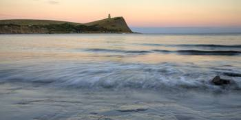 Kimmeridge bay in Dorset