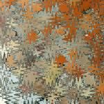 Gaudi Mozaic Abstract