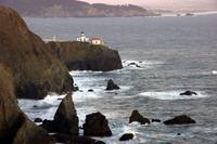 Point Bonita Horizontal