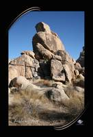 JOSHUA TREE ROCK FORMATION