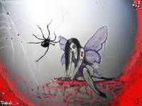 Black Widow Fairy