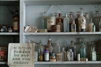Old Time Medicine in the Ghost Town of Bodie