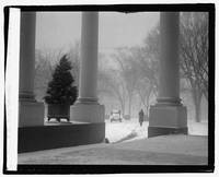 White House Snow Scene, 1922
