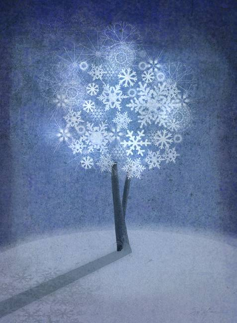 The Snowflake Tree