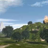 burning bush by William Ballester