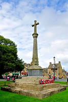 War Memorial, Bourton-on-the Water (19876-RDA)