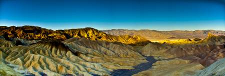 Zubriski Point Death Valley National Park