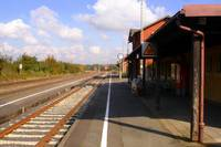 Vilseck Train Station