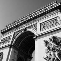 Arc du Triomphe Art Prints & Posters by BMiz