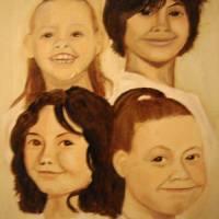 Portrait Art Prints & Posters by Andi Zaleski