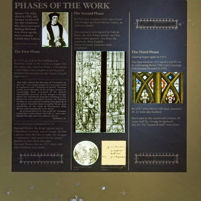 King's College Chapel Exhibition 10