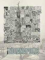 Indianapolis Neighborhoods - Poster 2