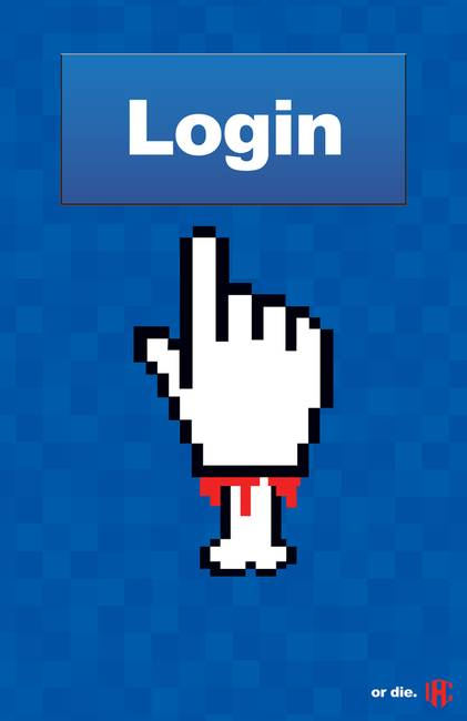 Login Or Die