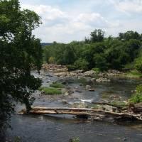 """Potomac River at Great Falls"" by VernonHawkins"