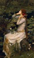 Ophelia, 1894, by John Waterhouse