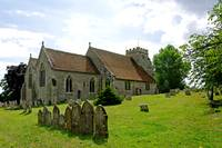 St George's Church, Arreton (25378-RDA)