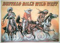 Buffalo Bill's Wild West, Vintage Poster