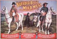 Buffalo Bill's Wild West Show (Vintage Poster)