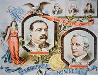 Vintage Campaign Poster: Grover Cleveland