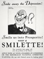 'Smilette' Democrat Election Poster