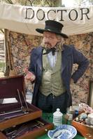 An Old Fashioned Gold Rush Doctor