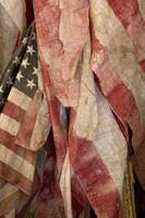 Old American Flag III, GhostTown of Bodie