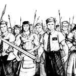 """""""Stripling Warriors"""" by mikebohman"""
