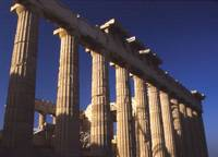 Shadows of Parthenon
