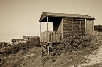 Beach Hut, Old Hunstanton, Norfolk, UK