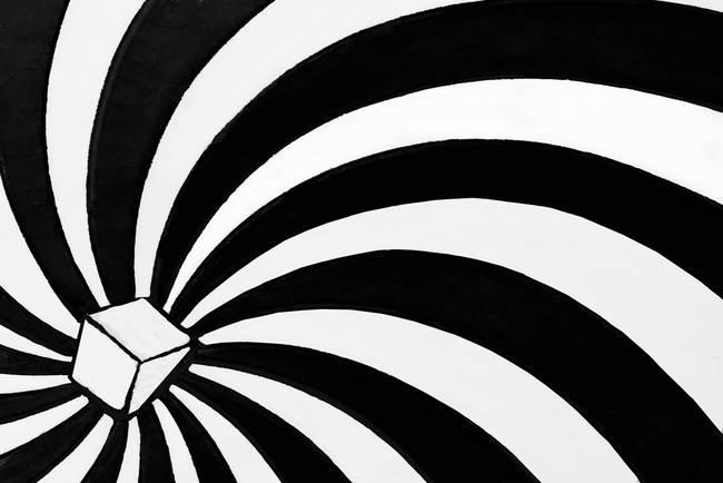 Graphic Design Art Black And White