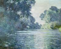 Branch of the Seine near Giverny, by Monet, 1897