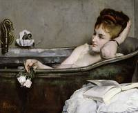 The Bath, c1867, by Alfred George Stevens