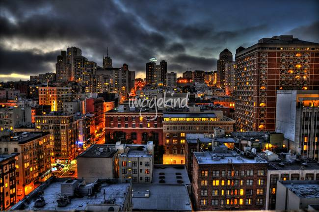 San Francisco HDR