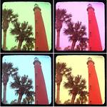 4 Lighthouses grouped