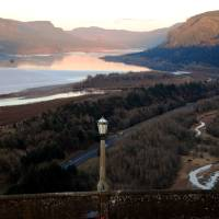 Oregon's Columbia River Gorge_From Vista House Art Prints & Posters by Barbara Summering