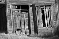 Leaning Building, Bodie