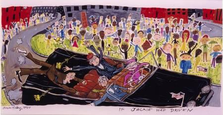 If Jackie Had Driven