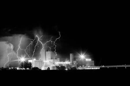 Budweiser Storm Moving Out BW