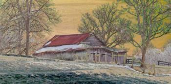 Barn Sour by Geoffrey Allen