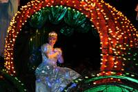 Cinderella all dolled up in lights