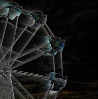 Ferris Wheel Abstract (9)