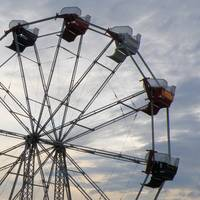 Ferris Wheel in Motion (2)